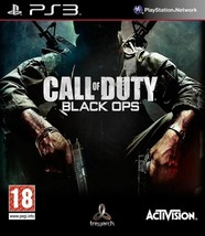 Call of Duty: Black Ops (Sony PlayStation 3, 2010) - $13.74
