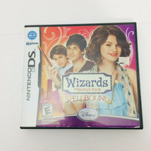 Wizards of Waverly Place: Spellbound Nintendo DS 2010 Complete Tested Vi... - $6.76