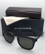 Polarizadas Oliver Peoples Gafas de Sol Kettner Ov 5339-S 1005/P1 Negro W/ G15