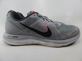 Nike Dual Fusion x 2 Taglia 10.5 M (D) Eu 44.5 Uomo Scarpe da Corsa Grigio