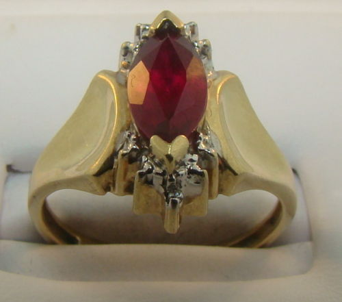 Elegant rube ring