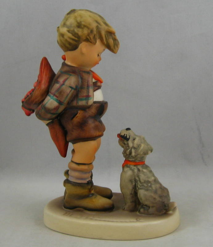 "Hummel Figurine ""NOT FOR YOU!"" Hum 317 TM 4"