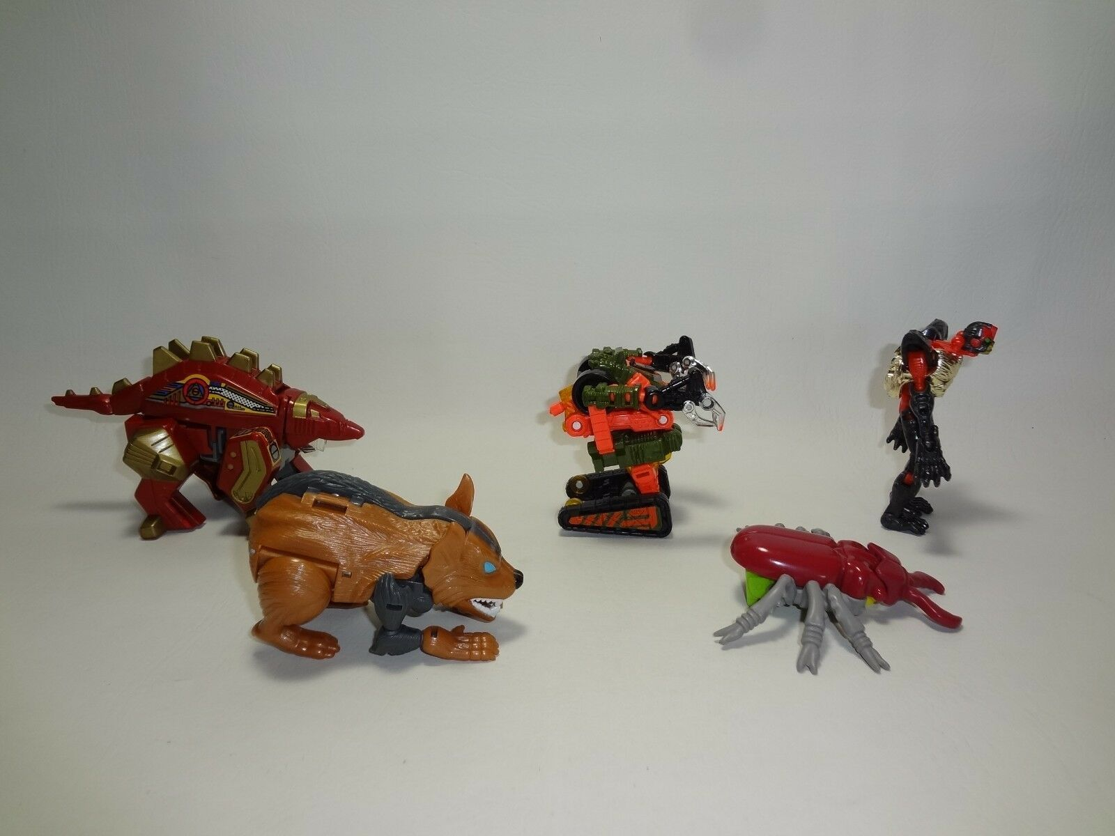 Primary image for Transformers Beast Wars Snarl Action Figure Lot 90s