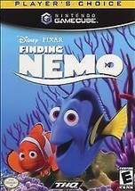 Finding Nemo  (Nintendo GameCube, 2003) - $8.00