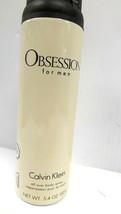 Calvin Klein Obsession Body Spray 5.4 OZ BRAND NEW - $12.73
