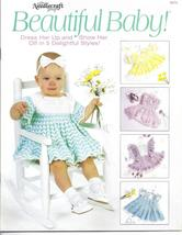 Beautiful Baby Dresses! Crochet Pattern~OOP~RARE~HTF - $42.99