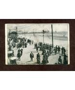 Vintage Postcard 1900s 1909 Youngs Pier Atlanti... - $6.99