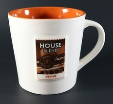 Vintage NOS New 2006 House Blend Medium Latin STARBUCKS Coffee Mug 16oz Cup - $9.44