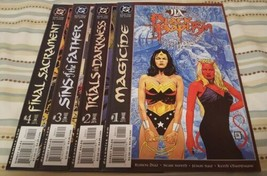 JLA (justice league of america) black baptism #1-4 (complete mini-series) - $10.00