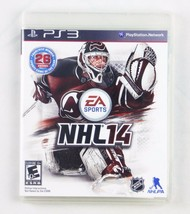 Playstation 3 NHL 14 hockey video game EA sports - $18.18