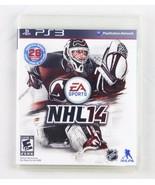 Playstation 3 NHL 14 hockey video game EA sports - $18.18