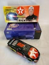 RICKY RUDD 2000 TEXACO HAVOLINE 1/24 ACTION DIECAST CAR 1/16,056  - $19.79