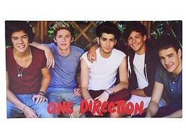 Licence Official One Direction Tableau toile EN BOIS CADRE 55CM X 30cm x 2cm - $16.96