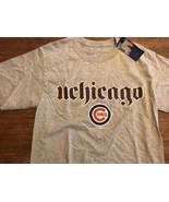 university chicago t-shirt cubs Champion Brand Uchicago New NWT - $18.99