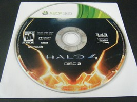 Halo 4 (Microsoft Xbox 360, 2012) - Disc 2 Only!!! - $4.94