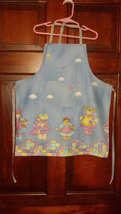 Girls at Play Apron - Lined with Pockets - Child Med (5T - 6T) - $12.99