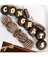 Congrats Chocolate Covered Oreo® Cookies - $54.99
