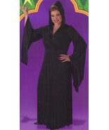 SEXY HOODED ROBE COSTUME PLUS SIZE - $30.00