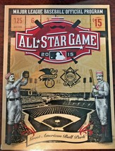 ALL-STAR GAME 2015: Major League Baseball Official Program Unused w / sc... - $12.38