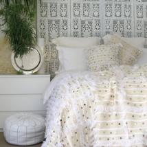 PROMO!!! X LARGE Size:3m/2m Beautiful Moroccan Wedding Blanket (Handira) Handira - $169.00
