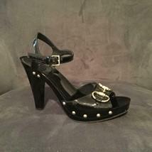 Gucci Black 190937 Platforms US 6/ EU 36 MRSP $650 - $474.99