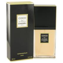 Chanel Coco Perfume 3.4 Oz Eau De Toilette Spray  image 1