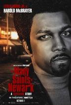 "The Many Saints of Newark Poster Character Movie Art Film Print 24x36"" 27x40"" #7 - £7.89 GBP+"