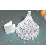 Hersheys Kisses  Crystal Kiss Dish - $7.97