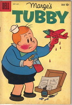 Marge's Tubby Comic Book #42, Little Lulu Dell Comics 1960 VERY GOOD - $8.79