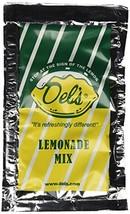 Del's Lemonade All Natural Lemonade Mix Four 4 Pack