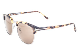 Tom Ford Henry Havana / Roviex Brown Sunglasses TF248 55J - $185.22