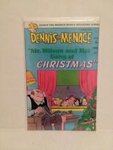 DENNIS THE MENACE: MR. WILSON AND HIS GANG AT CHRISTMAS - FREE SHIPPING - $9.50