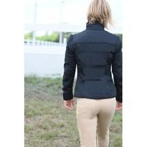 KAKI Child Youth Puffer Jacket Black size 4 - zip off sleeves! image 3