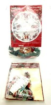 Janlynn Cross Stitch Large Lot Open Incomplete 3 Projects Thread Instructions - $30.00