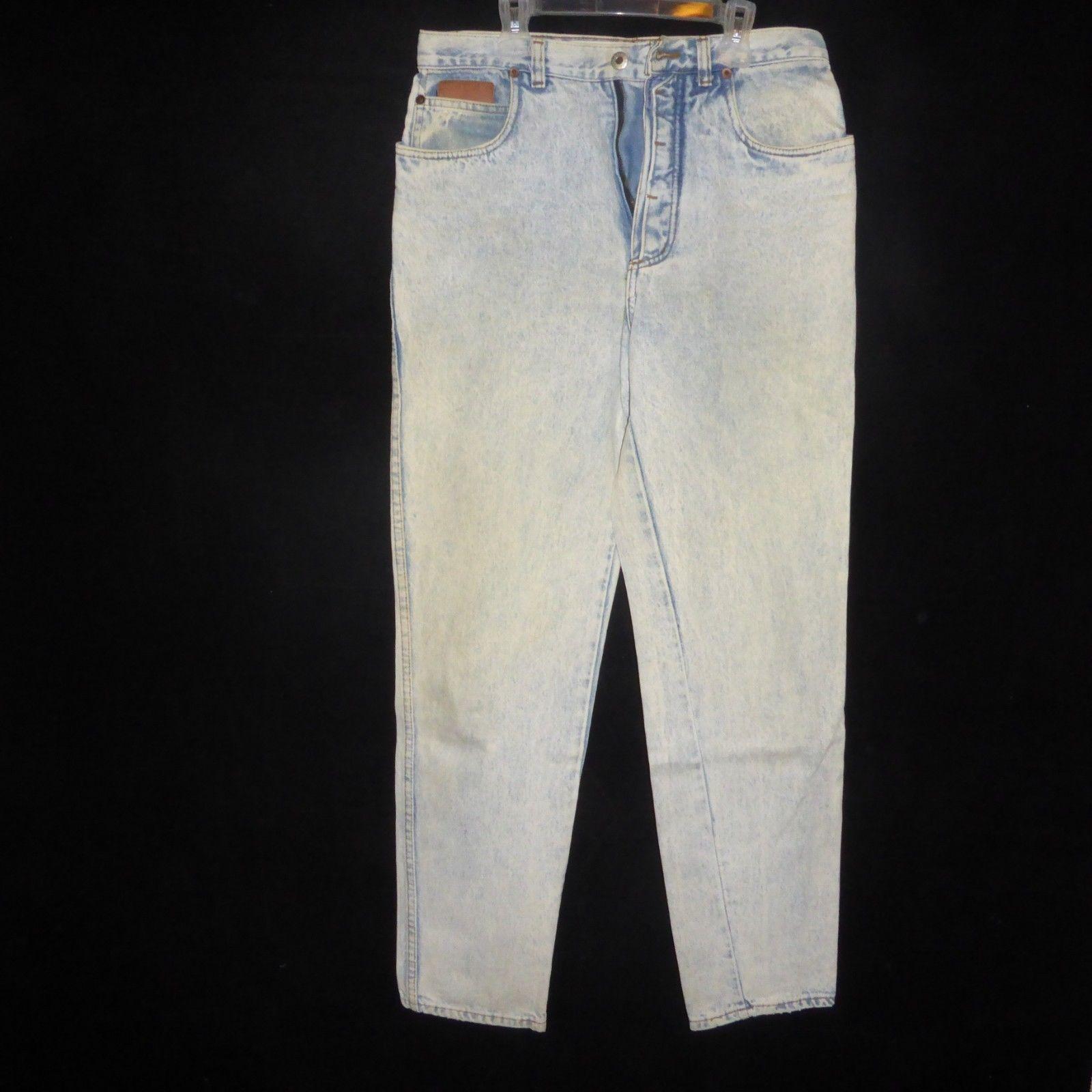 Vintage 80's Bugle Boy Basic Jeans Acid Wash and 50 similar