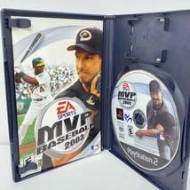 MVP Baseball 2003 - Playstation 2 PS2 Game - MANUAL  - Tested  - $6.64