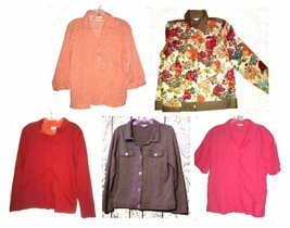 Christopher & Banks 3/4 Sleeve & Long Sleeve Fall & Winter Tops Size L -... - $23.74+