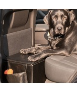 Seat Extender Safe Dog Travel Accessory Pet Trip Backseat Block and Stor... - $64.49