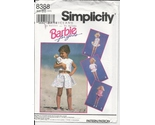 Simplicity 8388 barbie for girls pattern thumb155 crop