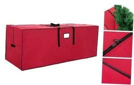 Christmas Tree Storage Bag,Heavy Duty 600D Oxford Xmas Holiday Extra Lar... - $48.84