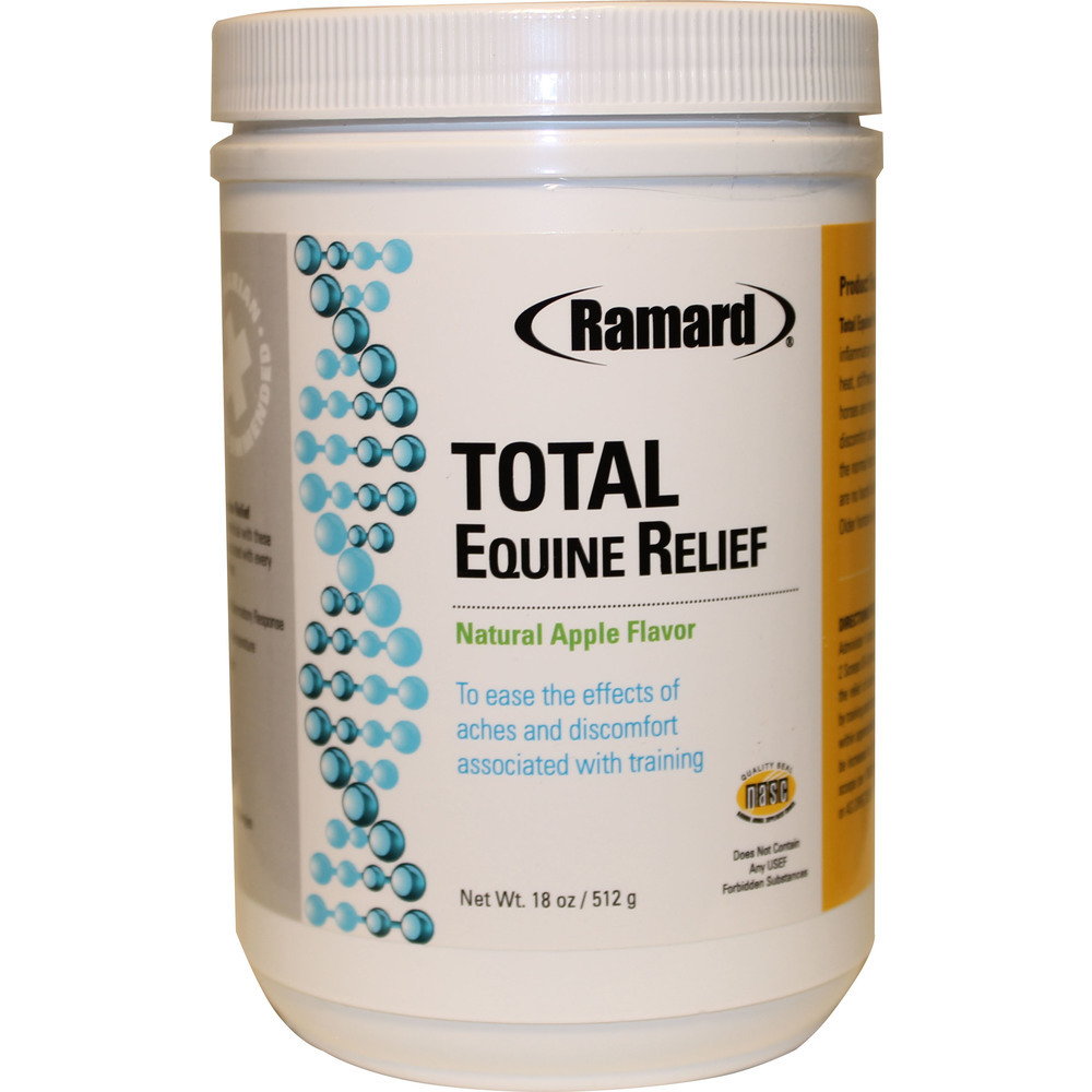 Primary image for Ramard Apple Total Equine Relief Powder 18 Oz 890347002306