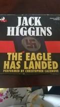 Jack Higgins The Eagle Has Landed Dvds - $39.70