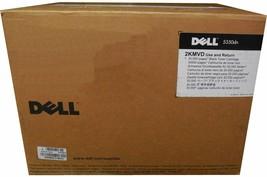 Dell 2KMVD Toner Cartridge 5350dn Laser Printers, Black, Extra High Yield - $352.99