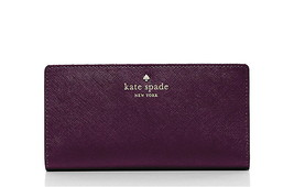 Kate Spade Mikas Pond Stacy Leather Wallet Soft... - $78.21
