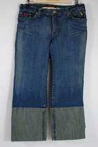 Baby Phat Cropped Jeans - Juniors Size 9 - $14.54