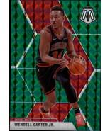 2019-20 Panini Mosaic Green #107 Wendell Carter Jr. Bulls - $3.95