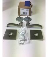 Schlage FC172-WIT-619-COL Custom Whitney-Collins Satin Nickel - $28.88