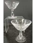 Two Vintage Waterford Irish Crystal Champagne * Tall Sherbets * Rosslare... - $31.91