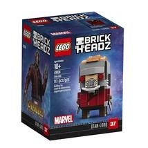 Lego 41606 BrickHeadz Star-Lord Marvel 113 Pieces New Box Sealed - $13.09