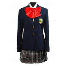 Kill Bill Cosplay Costume Gogo Yubari Uniform Dress - $85.99+